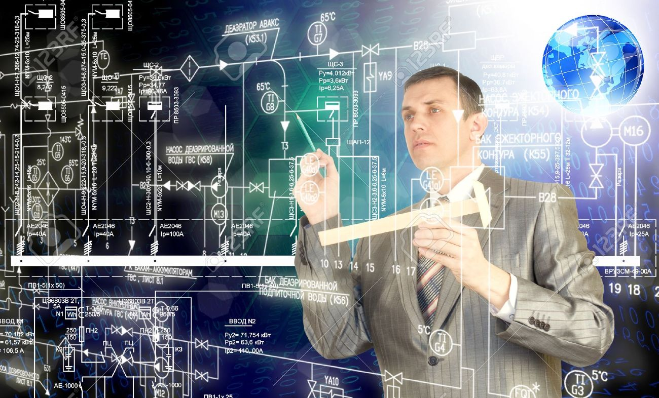 15863882-Engineering-automation-designing-Energy-Stock-Photo-engineering-software-development